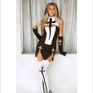 bad habits nun halloween costume